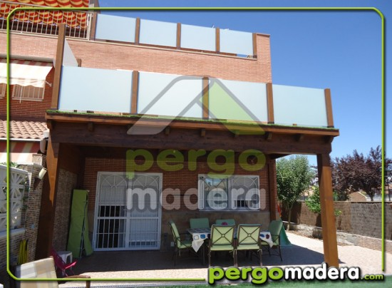 Deck Madera